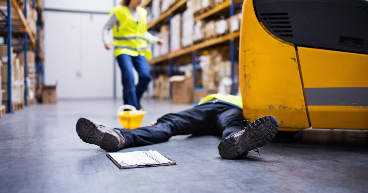 7 of the Most Common Workplace Injuries