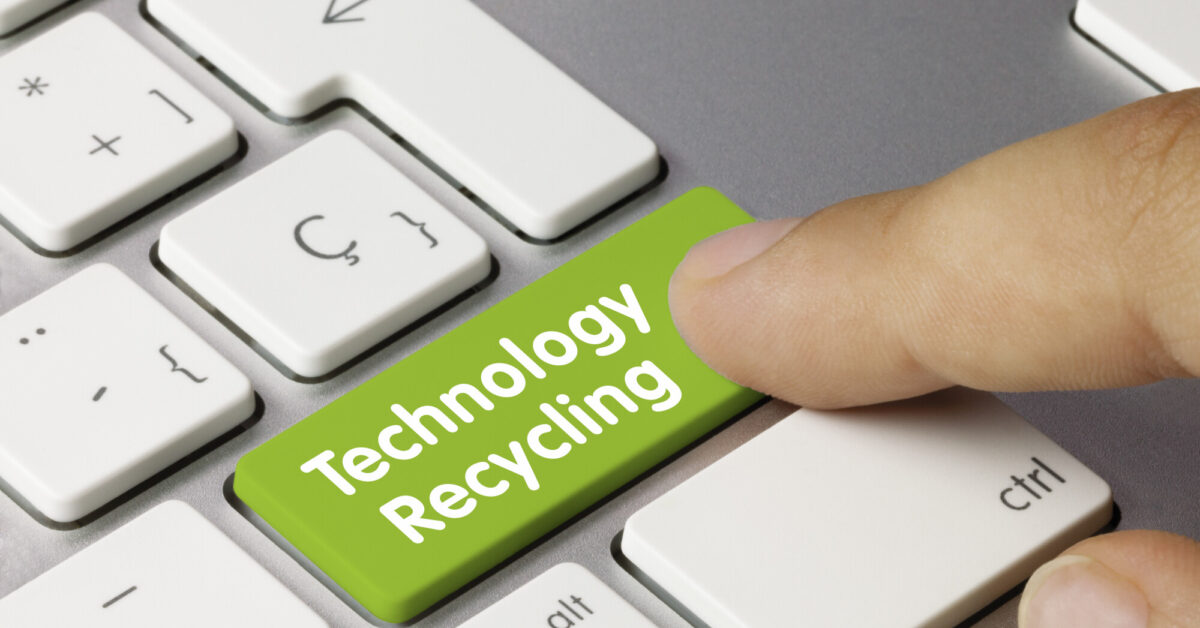 How does one recycle old computers? Read on to learn all about the process of recycling old computers after they are no longer needed.