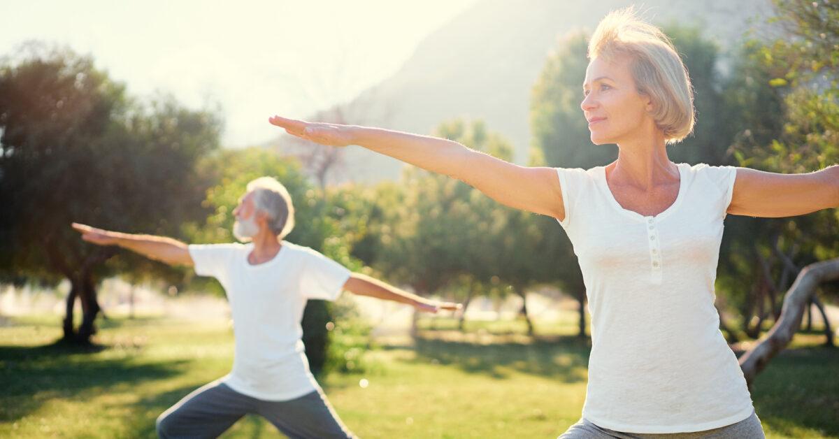 4 Tips For Healthy Senior Living in 2021