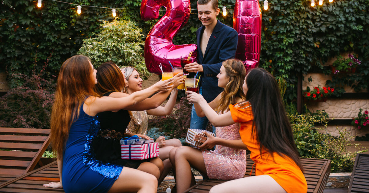 Many people dream about their 21st birthday from childhood, so if you're planning a party for a friend or loved one, you want to give them the best day ever.