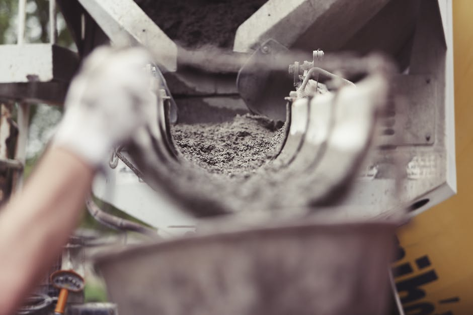 Concrete Construction: The Different Types and Uses