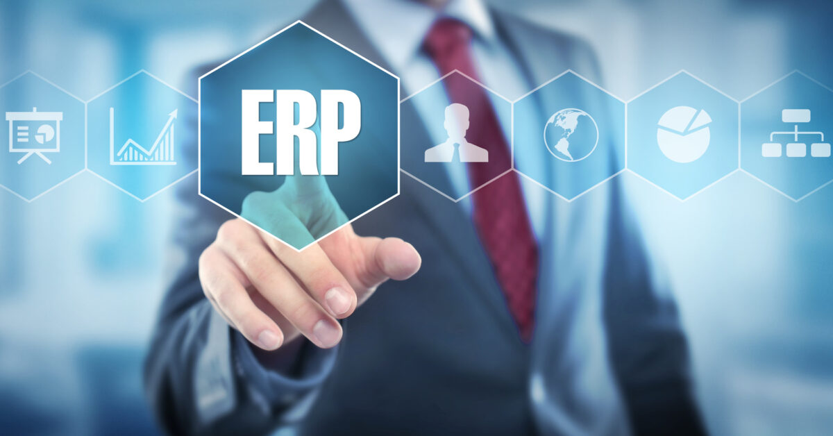 If you're running a business, you need to be familiar with enterprise resource planning. Smash that link to learn more about the benefits of ERP systems.